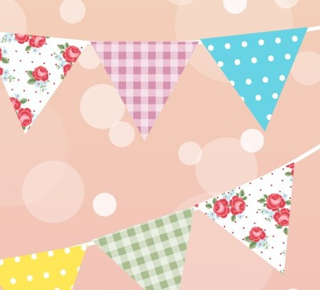 bunting - pink bubble background.jpg